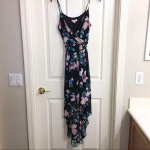 NWOT Candies summer floral spaghetti strap dress